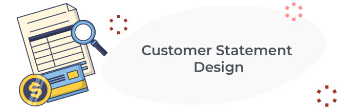 Customer Statement Design